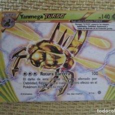 Trading Cards: CARTA POKÉMON 2016 - YANMEGA. Lote 168841664