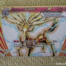 Trading Cards: CARTA POKÉMON 2016 - XERNEAS. Lote 169037308