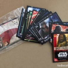 Trading Cards: STAR WARS ROGUE ONE. Lote 170362234