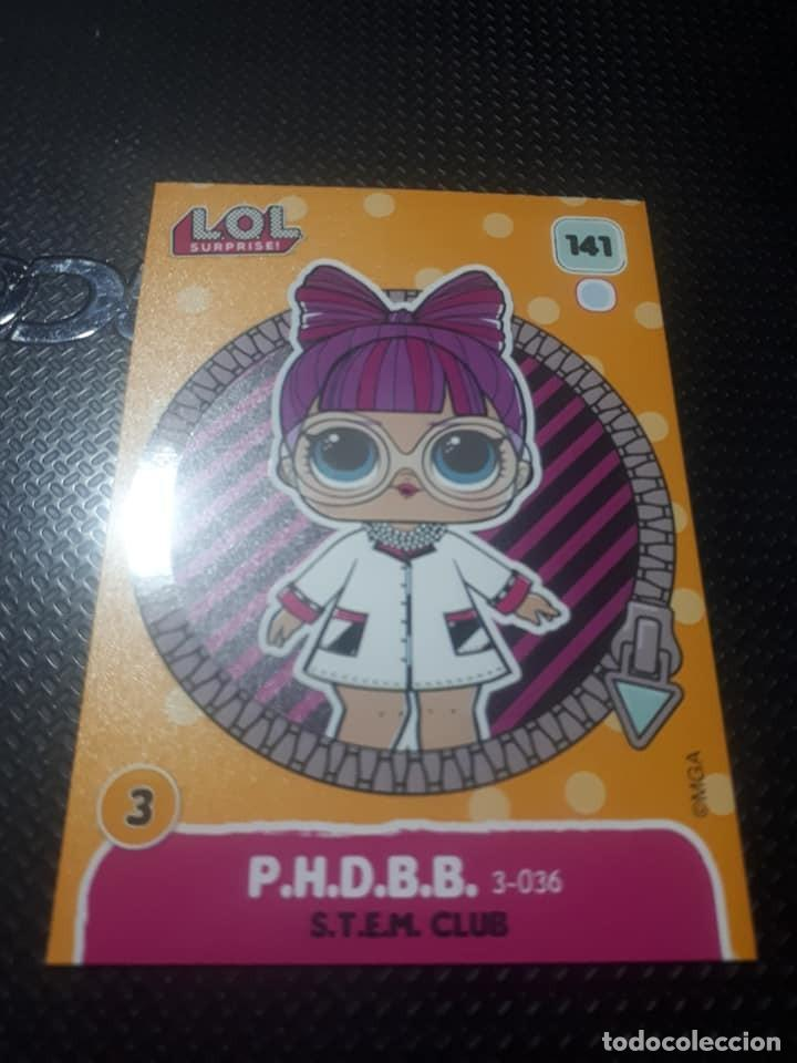 Panini-L.o.l surprise! sticker nº 107