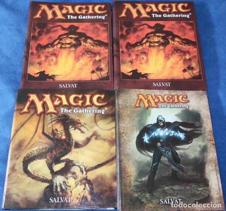 MAGIC THE GATHERING - SALVAT (Coleccionismo - Cromos y Álbumes - Trading Cards)