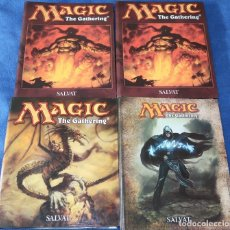 Trading Cards: MAGIC THE GATHERING - SALVAT. Lote 150322282