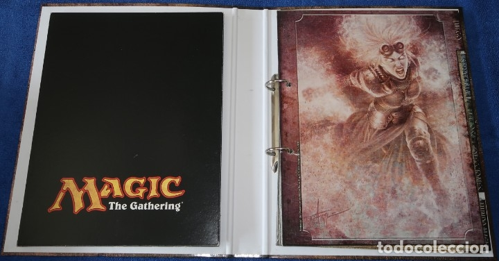 Trading Cards: magic the gathering - salvat - Foto 4 - 150322282