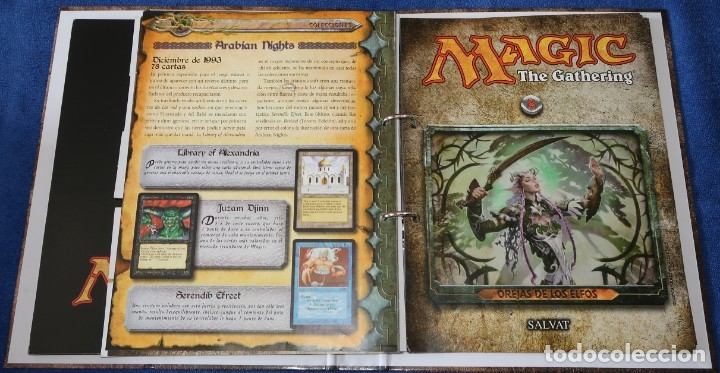 Trading Cards: magic the gathering - salvat - Foto 9 - 150322282