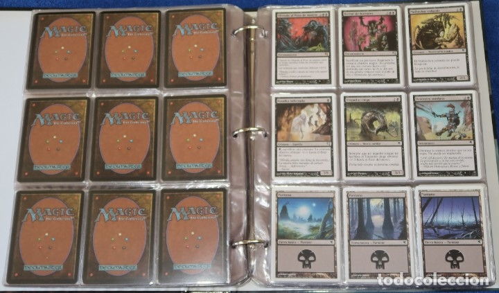 Trading Cards: magic the gathering - salvat - Foto 28 - 150322282