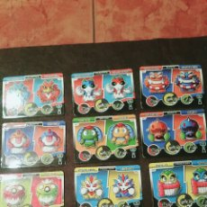 Trading Cards: BUNGEES.LOTE DE 11. Lote 171764690