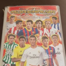 Trading Cards: ALBUM ADRENALYN XL 2013 / 2014. Lote 171968104