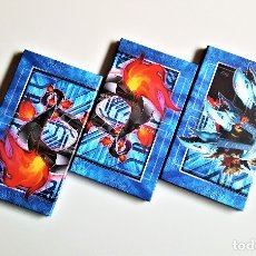 Trading Cards: YU-GI-OH! TABLERO DE JUEGO TRADING CARD - LOTE X 3 - 60 X 25.5.CM. Lote 172577249