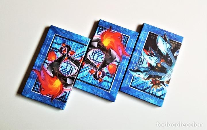 Trading Cards: YU-GI-OH! TABLERO DE JUEGO TRADING CARD - LOTE X 3 - 60 X 25.5.CM - Foto 2 - 172577349