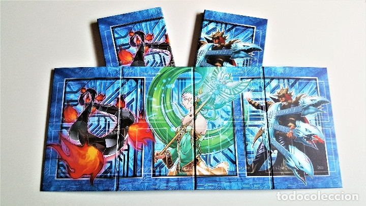 Trading Cards: YU-GI-OH! TABLERO DE JUEGO TRADING CARD - LOTE X 3 - 60 X 25.5.CM - Foto 5 - 172577349
