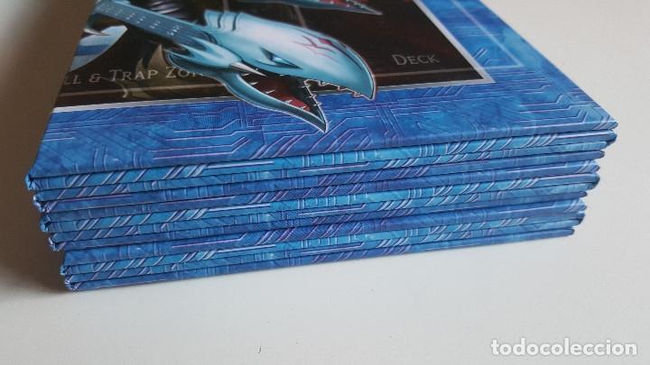 Trading Cards: YU-GI-OH! TABLERO DE JUEGO TRADING CARD - LOTE X 3 - 60 X 25.5.CM - Foto 7 - 172577349