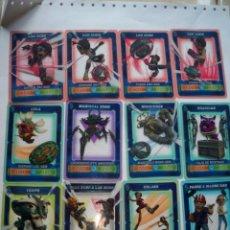 Trading Cards: CROMO CARTA DESAFIO CHAMPIONS SENDOKAI VIRTUAL CARDS LULA URLOKS TANPO ZAK NERO LON NERO IGNIS.... Lote 172453379