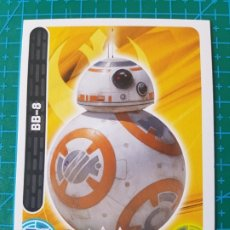 Trading Cards: STAR WARS FORCE ATTAX - TRADING CARD - TOPPS/CARREFOUR Nº 85 BB-8. Lote 173320720