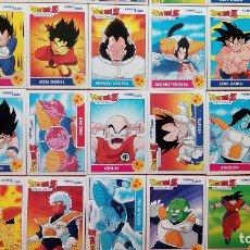 Trading Cards: DRAGON BALL Z. COMBAT CARDS. COLECCIÓN COMPLETA 120 CARTAS. PANINI. Lote 173852630