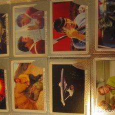 Trading Cards: COLECCION CARDS CROMOS STAR TREK GRANDES MOMENTOS COMPLETA. Lote 173871832