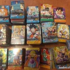 Trading Cards: DRAGON BALL 400 CARTAS SIN REPETIR (DATA IC JCC GT KAI SUPER CARD GAME TRADING HEROES PANINI TAZOS). Lote 173922678