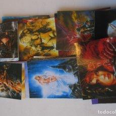 Trading Cards: COLECCION CROMOS CARDS ILUSTRADOR FANTASTICO LUIS ROYO COMPLETA 72. Lote 174412377