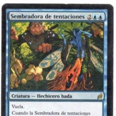 Trading Cards: SEMBRADORA DE LA TENTACIÓNES. Lote 174421739