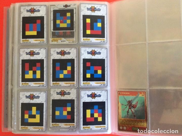 Trading Cards: ÁLBUM COMPLETO - INVIZIMALS DESAFIO OCULTO - 2009 - 2013 -COMPLETA NUEVO PANINI Trading Cards - Foto 4 - 175289868