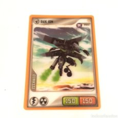 Trading Cards: (C-23) CARTA INVIZIMALS - NUEVA ALIANZA 2014 - N° 218 SUX ION / CARTA PLÁSTICO 3D. Lote 175899927