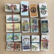 Trading Cards: LOTE 559 CARDS COLECCIONABLES DE CIGARRILLOS - WILL'S CIGARETTES Y OTROS - SIN REPES. Lote 176004557