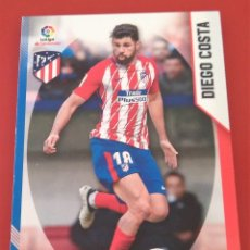 Trading Cards: CARD PANINI MGK MEGACRACKS DIEGO COSTA ATLETICO MADRID. Lote 176814643