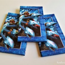 Trading Cards: YU-GI-OH! TABLERO DE JUEGO TRADING CARD - LOTE X 3 - 60 X 25.5.CM. Lote 176958363