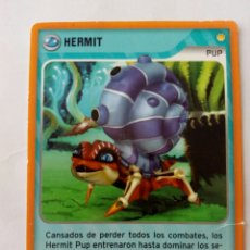 Trading Cards: INVIZIMALS PUP HERMIT. Lote 176996507