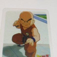 Trading Cards: HAGA SU OFERTA ------ CROMO TRANSPARENTE LAMINCARDS BOLA DRAGON BALLS Z EDIBAS . Lote 179112058