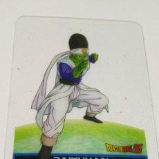 Trading Cards: HAGA SU OFERTA ------ CROMO TRANSPARENTE LAMINCARDS BOLA DRAGON BALLS Z EDIBAS . Lote 179112063