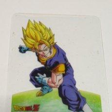 Trading Cards: HAGA SU OFERTA ------ CROMO TRANSPARENTE LAMINCARDS BOLA DRAGON BALLS Z EDIBAS . Lote 179112070