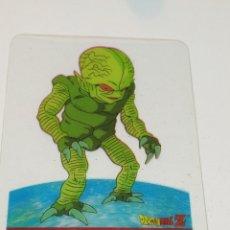 Trading Cards: HAGA SU OFERTA ------ CROMO TRANSPARENTE LAMINCARDS BOLA DRAGON BALLS Z EDIBAS . Lote 179112086