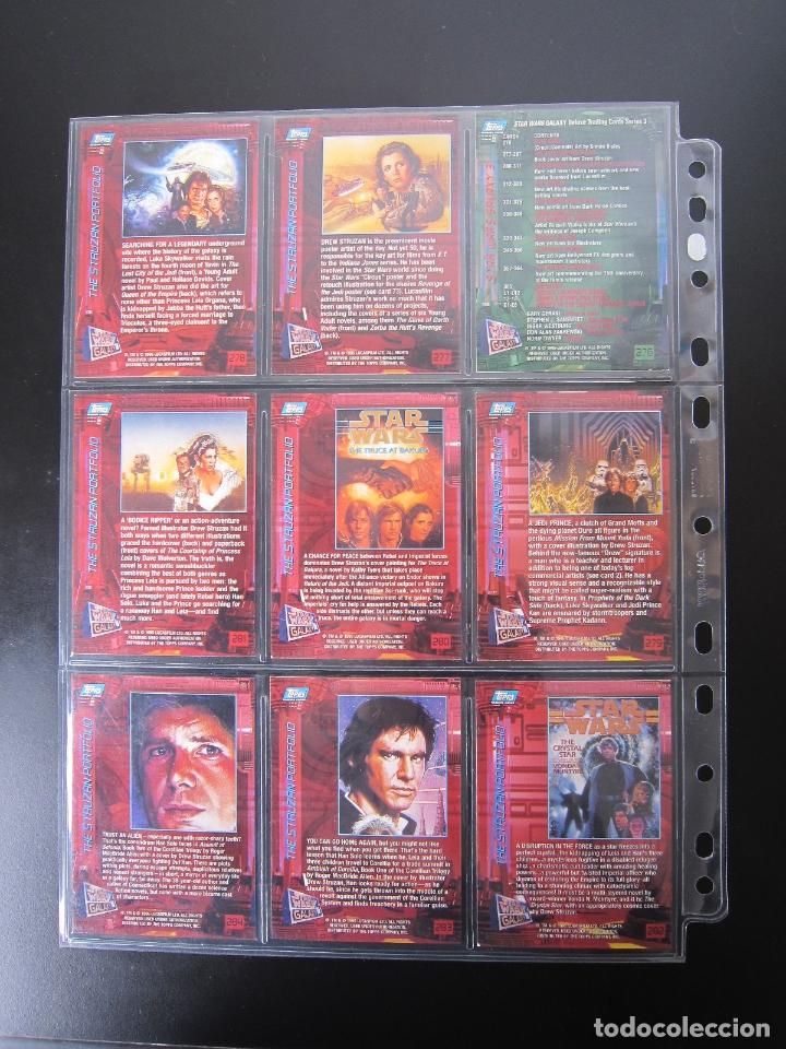 Trading Cards: TRADING CARDS - STAR WARS GALAXY 3 - 1995 - IMPORTACIÓN U.S.A. - Foto 2 - 180857373