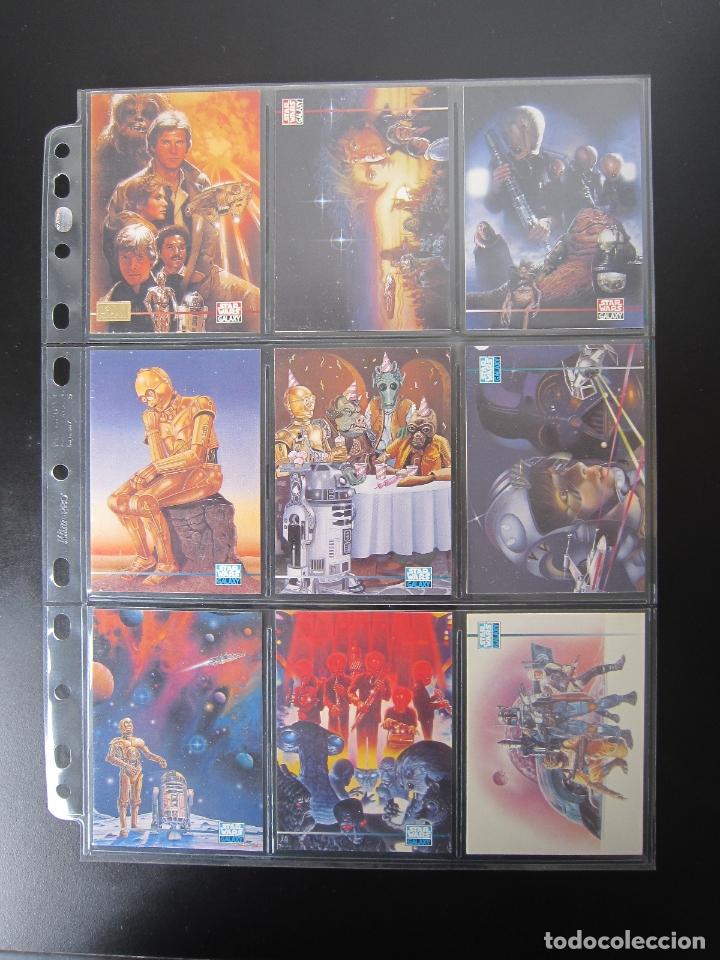 Trading Cards: TRADING CARDS - STAR WARS GALAXY 3 - 1995 - IMPORTACIÓN U.S.A. - Foto 3 - 180857373
