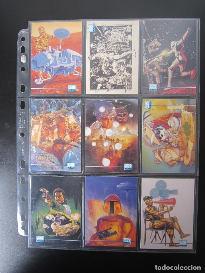 Trading Cards: TRADING CARDS - STAR WARS GALAXY 3 - 1995 - IMPORTACIÓN U.S.A. - Foto 5 - 180857373