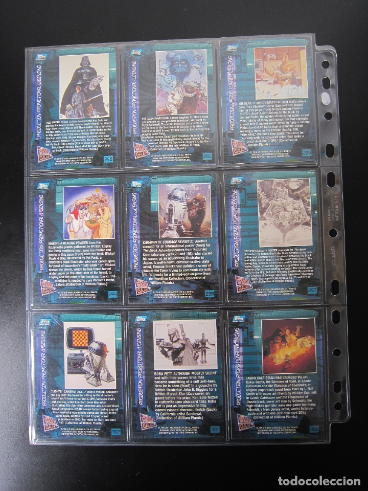 Trading Cards: TRADING CARDS - STAR WARS GALAXY 3 - 1995 - IMPORTACIÓN U.S.A. - Foto 6 - 180857373