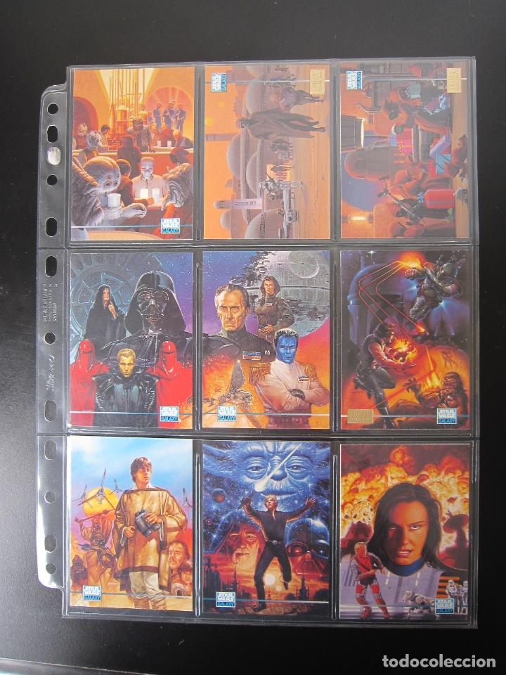 Trading Cards: TRADING CARDS - STAR WARS GALAXY 3 - 1995 - IMPORTACIÓN U.S.A. - Foto 7 - 180857373