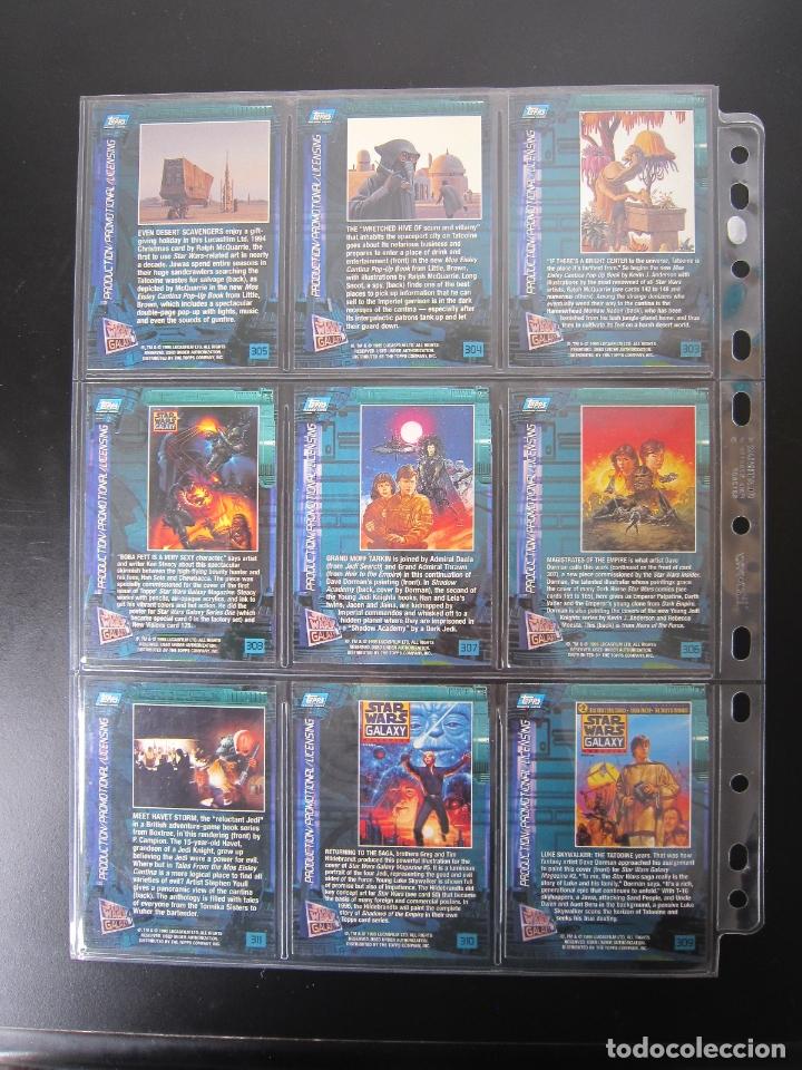 Trading Cards: TRADING CARDS - STAR WARS GALAXY 3 - 1995 - IMPORTACIÓN U.S.A. - Foto 8 - 180857373