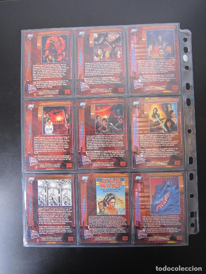 Trading Cards: TRADING CARDS - STAR WARS GALAXY 3 - 1995 - IMPORTACIÓN U.S.A. - Foto 10 - 180857373