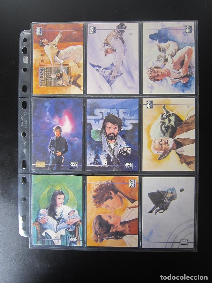Trading Cards: TRADING CARDS - STAR WARS GALAXY 3 - 1995 - IMPORTACIÓN U.S.A. - Foto 13 - 180857373