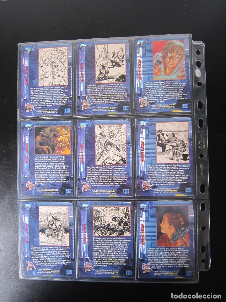 Trading Cards: TRADING CARDS - STAR WARS GALAXY 3 - 1995 - IMPORTACIÓN U.S.A. - Foto 16 - 180857373