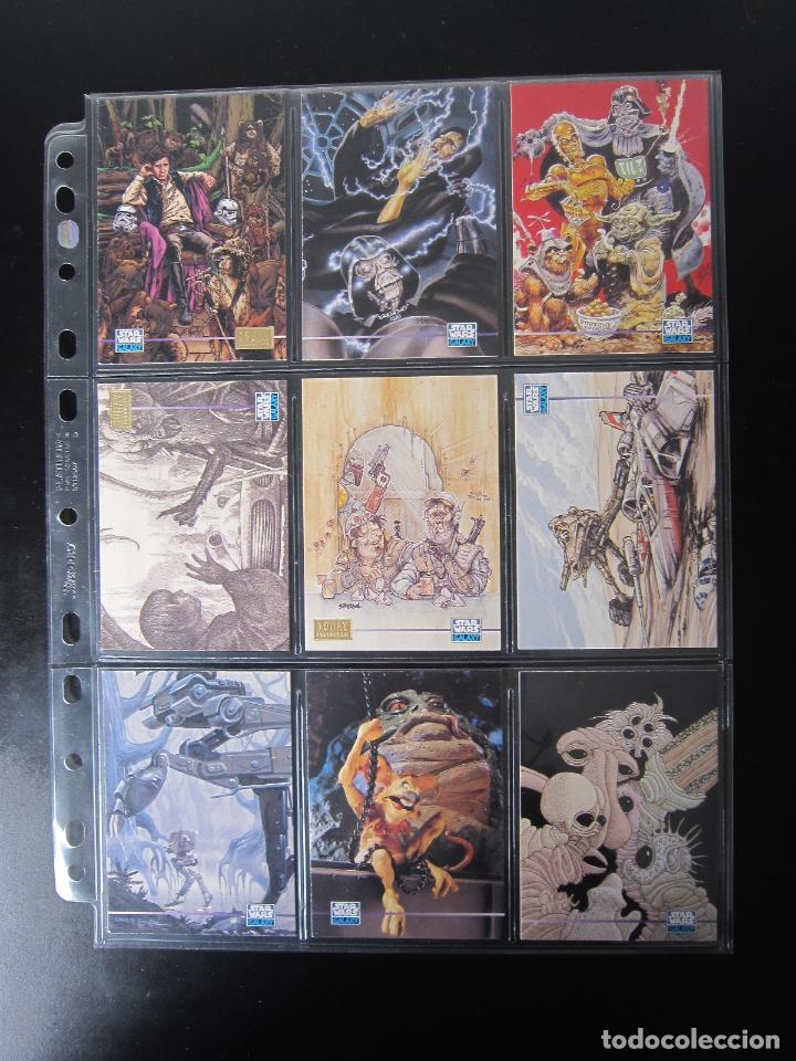 Trading Cards: TRADING CARDS - STAR WARS GALAXY 3 - 1995 - IMPORTACIÓN U.S.A. - Foto 17 - 180857373