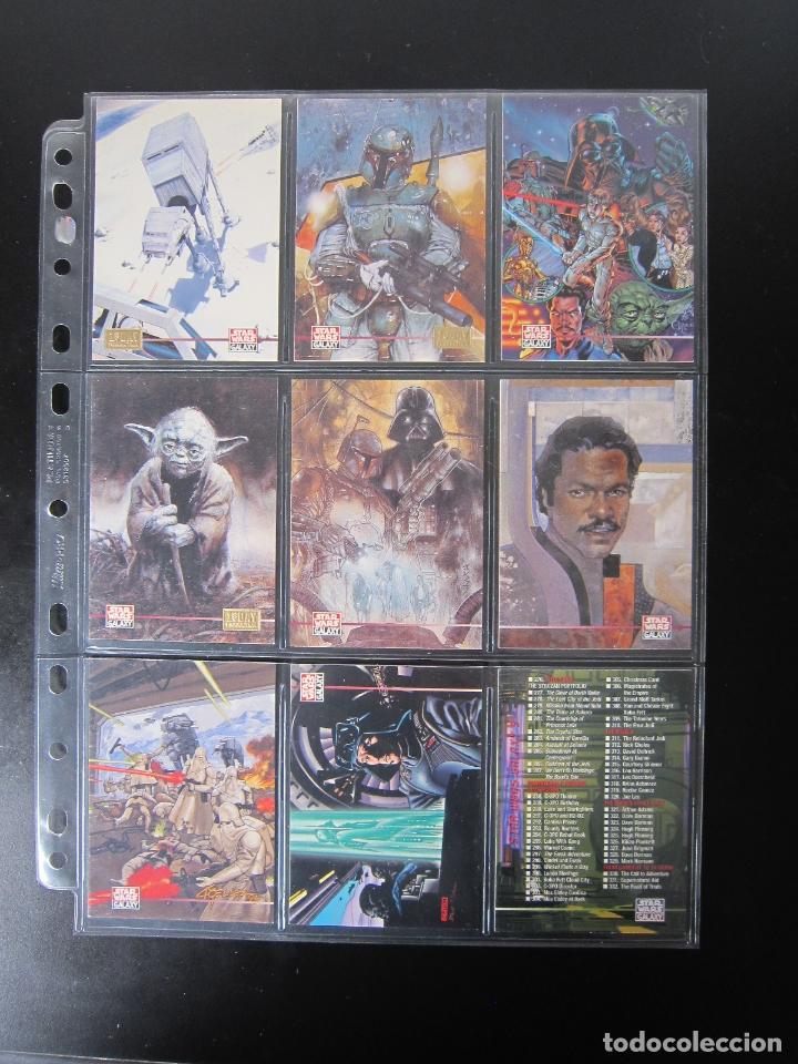 Trading Cards: TRADING CARDS - STAR WARS GALAXY 3 - 1995 - IMPORTACIÓN U.S.A. - Foto 19 - 180857373