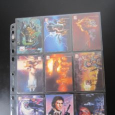 Trading Cards: TRADING CARDS - STAR WARS GALAXY 3 - 1995 - IMPORTACIÓN U.S.A.. Lote 180857373