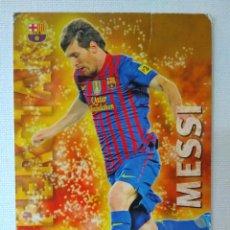 Trading Cards: TARJETA CARD LIGA 2013 , MUNDICROMO ~ MESSI ~ , SUPERSTAR # LEER ANUNCIO. Lote 181400031