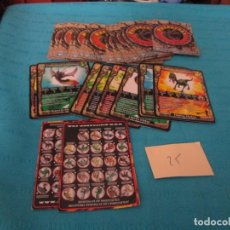 Trading Cards: PREDATORS LOTE . Lote 181459161