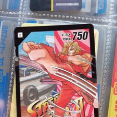Trading Cards: STREET FIGHTER SUPER BARCODE WARS. Lote 182175688