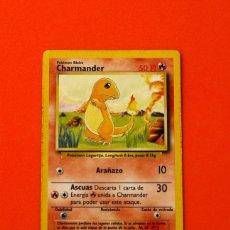 Trading Cards: CARTA POKEMON - CHARMANDER -. Lote 182384298