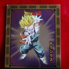 Trading Cards: DRAGONBALL Z DRAGON BALL FUSION PANINI Nº X15. Lote 182956581