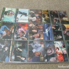 Trading Cards: FARSCAPE SEASON 3 COMPLETE BASE SET TRADING CARDS EN FUNDAS ULTRA PRO. Lote 183571585
